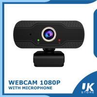 HD Webcam 1080P with Mic PC Laptop Desktop USB Webcams Pro Streaming