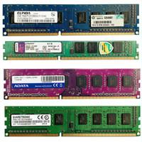 RAM DDR3 4GB Memory Utk Komputer - Merek acak, 1333mhz