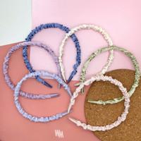 Bando Headband Scrunchie Korea - Ivory