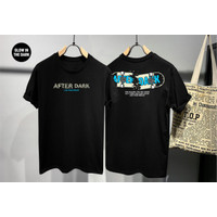 T-Shirt TP A.D Skate Board DB / Baju Kaos Distro Pria Wanita