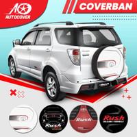 Tutup Sarung Ban / Cover Ban serep Mobil Terios Rush toyota 12