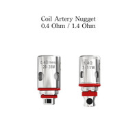 OCC   Authentic HP Cores Artery Nugget AIO Replacement Coil 0.4 & 1.4