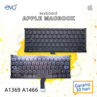 Keyboard Apple MacBook Air 13 A1369 A1466 (Mid 2011 - Early 2015) US