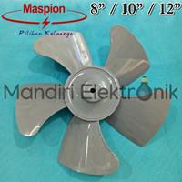 Baling Baling Exhaust Fan Maspion 8 Inch 10 Inch 12 Inch ORIGINAL
