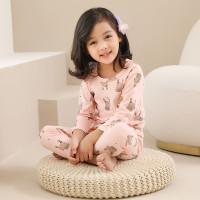 Pajamas Sunday uk 3-5 Tahun / Baju Tidur Anak Perempuan IMPORT Piyama