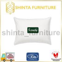 Bantal Elite Serenity/ Bantal Kepala Murah/ Bantal Tidur/ Pillow