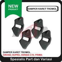 Damper Karet Tromol Grand Supra Honda C70 Star Prima Legenda Win Lokal