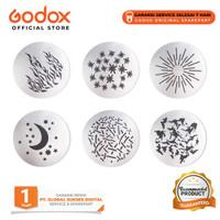 Godox SA-09 GOBO Holder with SA-09-001