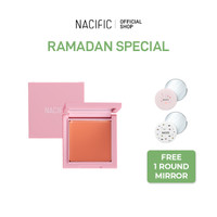 Nacific Cosmetics Juicy Mood Blusher 02 Peach Candy