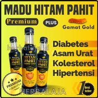 Obat Asam Urat - Obat Kolesterol Tinggi Herbal Ampuh- Madu Hitam Pahit