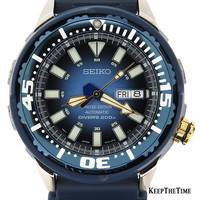 Karet shroud seiko baby tuna for SRP453 blue limited edition