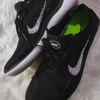 Sepatu Nike Running Hitam Original Preloved