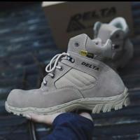Sepatu Delta 6 inci Tactical Army Boots - gurun sepatu safety proyek