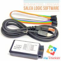 USB Logic Analyzer Analyze 8CH 24MHz for Arduino AVR ARM FPGA