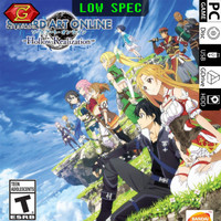 Sword Art Online : HOLLOW REALIZATION / SAO / SAO HF (CD DVD GAME PC)