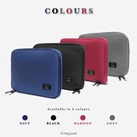 Tas Laptop Case Notebook Macbook Air Acer Lenovo Asus 13 14 15 Inch