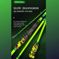 Rod /Joran Goofish PE 2-4 Mighty Slow Jigging