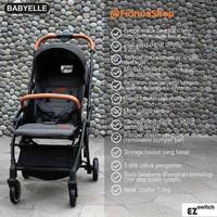 Populer Stroller Baby Elle Kereta Bayi Babyelle S523 Rs Ez Swit
