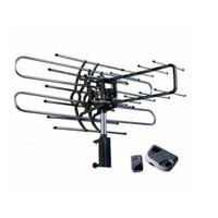 Antenna TV Digital Outdoor dengan remote + booster kabel Anten PF 850