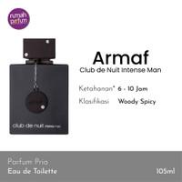 Armaf Parfum Orginal Club de Nuit Intense Man 105 ML