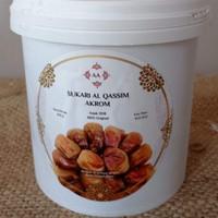 Kurma Sukari Al Qassim 1kg Asli Madinah Quality