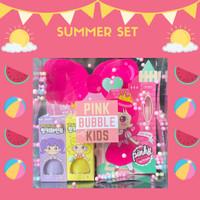 Summer Set (Korea) Harga special bundle masker wajah anak