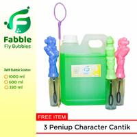 Fabble Gelembung Balon Sabun refill 1 liter
