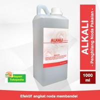 Alkali Alkalite Anti Noda Pakaian