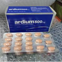ardium 500mg strip