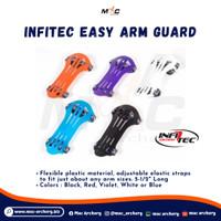 Infitec Cartel Easy Arm Guard - armguard arm guard infitec panahan