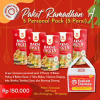 Hampers Ramadhan Paket A
