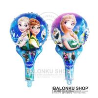 Balon Tongkat / Balon Foil Pentung / Balon Karakter Frozen