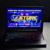 ASUS ROG GL503GE HERO EDITION I7-8750H 8GB 128+1000GB NVIDIQ GTX1050TI
