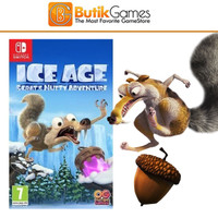 Ice Age Scrats Nutty Adventure! Nintendo Switch