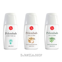 Pelembab Ori / Bengkuang / Green Tea 30 ml by Viva Cosmetics