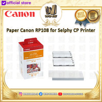 Papper Canon RP-108 For Selphy Printer