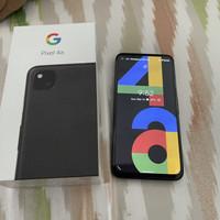 Google pixel 4a 128gb / 6gb just black