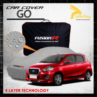 Cover Sarung Mobil DATSUN GO Fusion R Waterproof NOT KRISBOW