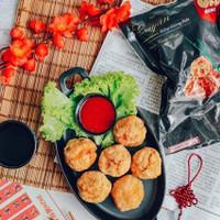 CAYAN BAKSO GORENG UDANG BABI NON HALAL FROZEN FOOD