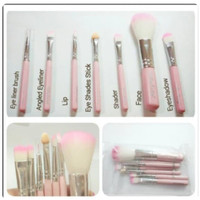 Kuas Set Make Up - 7 in 1 - Doraemon