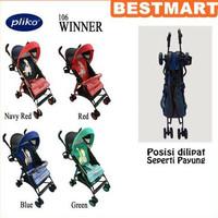 Laris!!! Kereta Dorong Stroller Bayi Pliko Winner Pk-106 Pometia81
