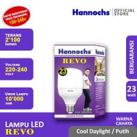Hannochs Lampu LED Revo 23 watt cahaya Putih