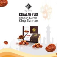 Kurma Premium KING SALMAN VIP Original