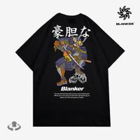 T-Shirt BLANKER Tiger Samurai V2
