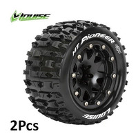 Louise MFT 1/10 MT-Pioneer TIRE 12MM Traxxas Stampede Ban L-T3308SBH