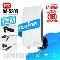 Antena TV Digital Indoor Outdoor PX HDA 5200 seperti DA 5700