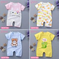 Baju Romper Jumper Bayi Lucu Import Laki Perempuan
