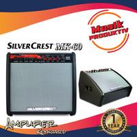 Amplifier Keyboard silvercrest MK60