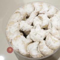 Kue Putri Salju Homemade Wisman Premium