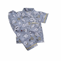 Piyama Baju Tidur Anak Perempuan Laki Laki - 0-12 Bulan, Motif Perempuan